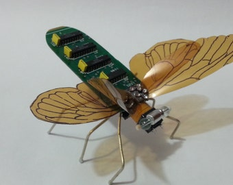 Metal & electronic insect !!!