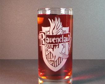 Harry Potter Ravenclaw 14oz drink glass