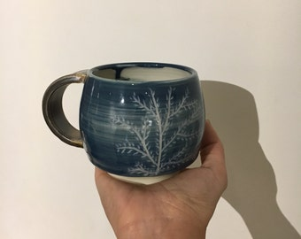 Deep ocean mug