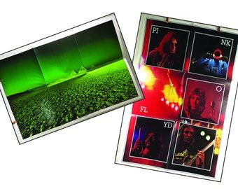 Pink Floyd vintage Posters 1973 Dark Side Of The Moon 30 x 20