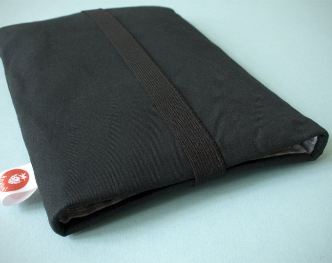 "e-Reader Cover for Kindle & Co. ""black coffee"" (548)"