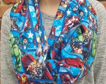 Avengers scarf