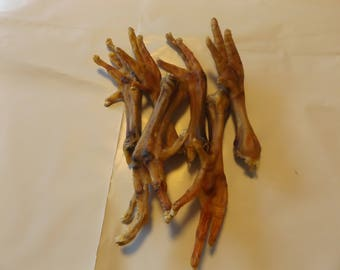 All Natural Chicken Feet Treats