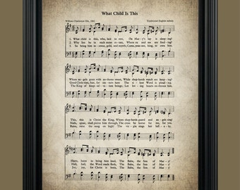 Childrens hymns etsy for Bedroom hymns lyrics