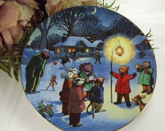 Rupert Bear , Wedgwood Collectors Plate