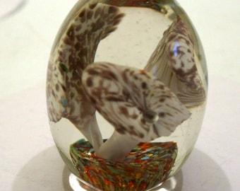 Amazing Vintage Murano Art Glass Paperweight