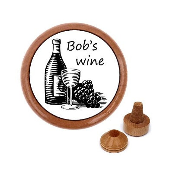 Personalized gift idea for wine connoisseur,