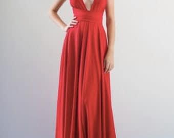 Sarita Stretch Gown