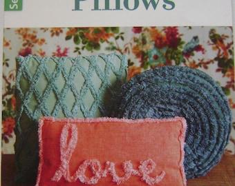 Best of Sew News Pillows Instruction Book