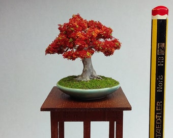1:12 scale Bonsai Tree