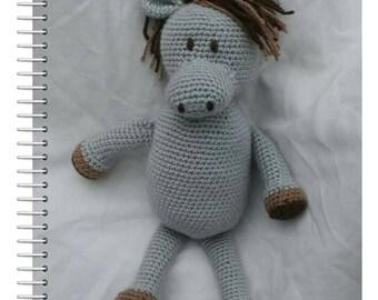 Harriot the Horse crochet pattern