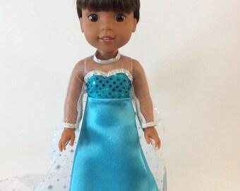 "14.5"" princess dress"