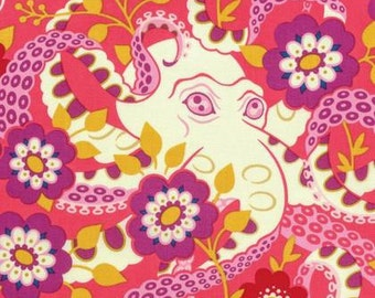 Octopus Garden in Coral, PWHB081,  Hello Love by Heather Bailey