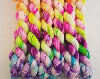 Neon Rainbow SPrinkle Minis