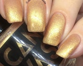 King Midas by CANVAS lacquer - gold on gold
