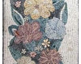 Mosaic Designs - Floral Blossoms