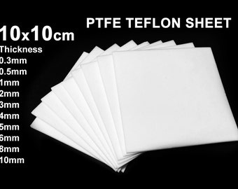 Teflon Sheet Etsy