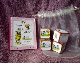 Story Block Set - Eeyore Has a Birthday