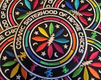 Cosmic Sisterhood Patches