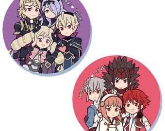 Fire Emblem Hoshido Button