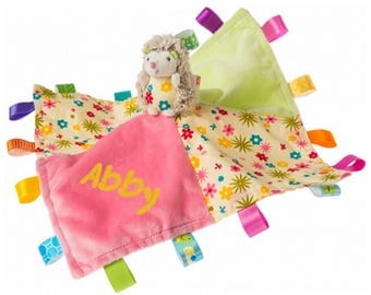 Personalized TAGGIES™ Blanket for Girls