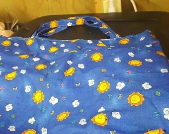 Reusable Shopping Tote Bags