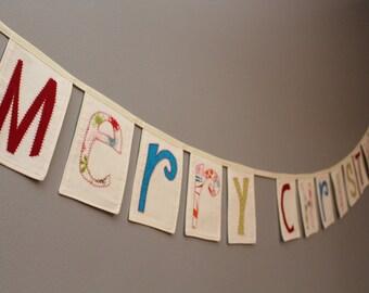 Merry Christmas Banner-Whimsical Banner-Whoville Banner