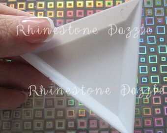 Rhinestone Triangle Trays