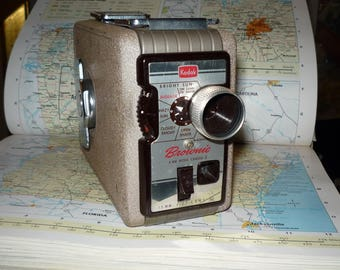 Vintage 1950s Kodak Brownie Movie Camera