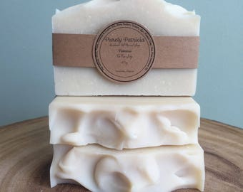 Patreecia   Tea Tree Soap   Purely Patricia   Handmade   All Natural   Vegan