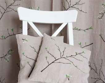 "Set pillows ""Spring"""