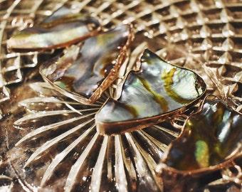 Esperanza Sterling Silver Abalone Bracelet