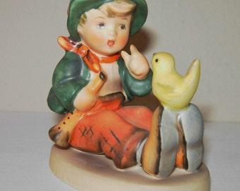 Hummel Goebel Figurine, Singing Lesson, TMK 5, #63