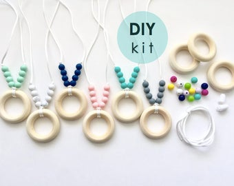 Nursing Necklace Diy
