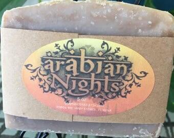 Arabian NIghts Old Fashioned Lye Soap