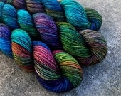 New Colorway! Gypsy Heart - Nantahala DK