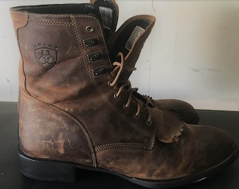 Ariat Heritage Lacer Boots 13d