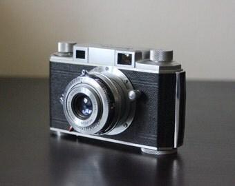 Konica I Rangefinder Film Camera
