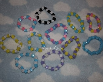 Bracelet star kawaii