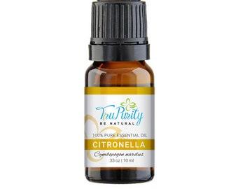 CITRONELLA- 100 % Pure Essential Oil