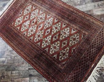 vintage Beluch rug, nomads rug