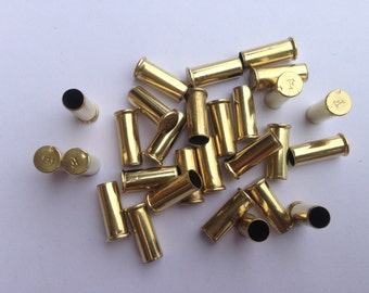 22 Once Fired Pistol Brass, Reloading Once fired 22 brass for crafts, Qty. 20x