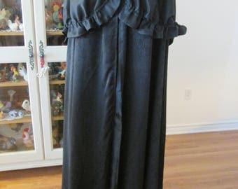 Civil War Women's Long Cape (Size M-L)