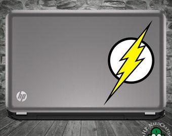 Flash Symbol Decal