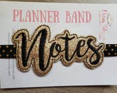 Notes Planner Band