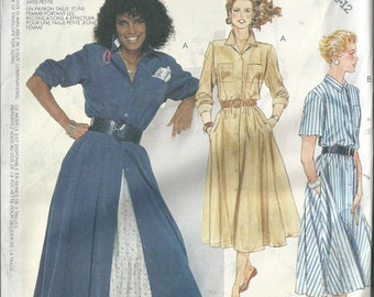 Vintage Sewing Pattern - McCall's #3300, Size B (8-10-12)