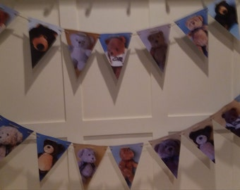 Teddy Bears' Picnic Bunting