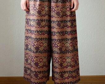 Pantaloon mod. poppy-ethnic-