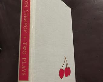 Vintage Two Plays of Anton Chekov: The Cherry Orchard and Three Sisters (1966)