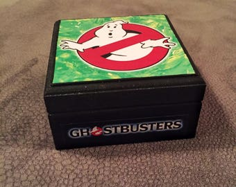 Ghostbusters keepsake box, Jewelry Box, Stay Puft